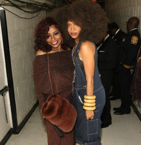 Chaka Khan & Erykah are great!