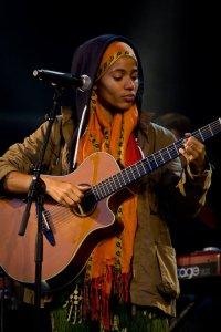 Nneka is deep.