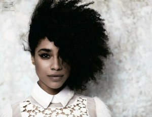 POETIC FACES IN APRIL- I am lovin' this chick right now! Her name is LiAnn La Havas and her voice is extremely and soothingly POETIC! My favorite pic of her.