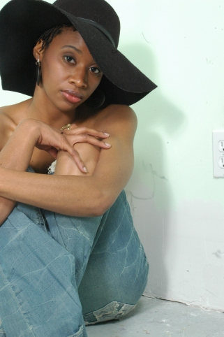 The 1st time I modeled solo...
