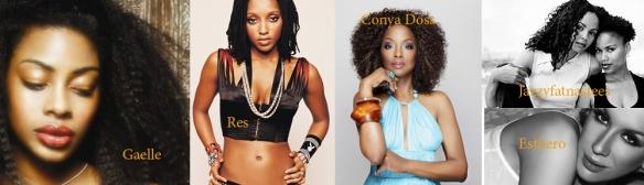 Five Artists copy