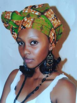 Headwraps are just the greatest ! I am going to try this!