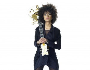 Yellow Gold or Black Gold? The Music of Andy Allo and Esperanza Spalding