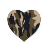 Camo Heart