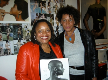 Deborah Willis and Carrie Mae Weems...https://africanessence.wordpress.com/muses/