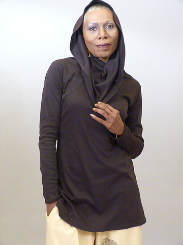 hooded tunic's are hot too!