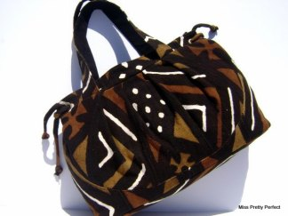 Mudcloth Purse