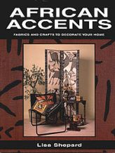 African Accents by Lisa Shepard - https://www.goodreads.com/book/show/340278.African_Accents