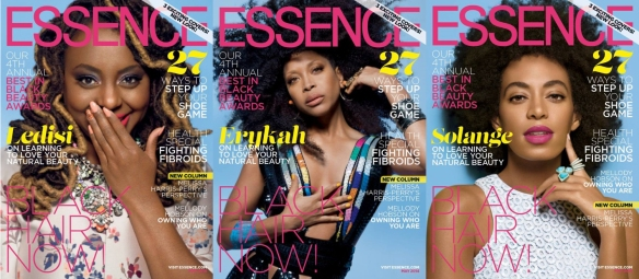 Eseence Magazine 1