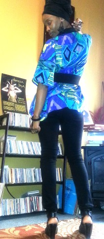 My black skinny jeans are my favorite :)