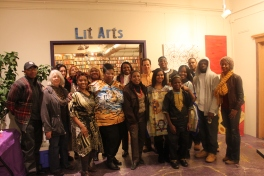 @Loganberry Books supporting community artists... so much love!