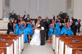 "Performing Love: standing by college sister's side for her big day in the ""A"" (ATL)"
