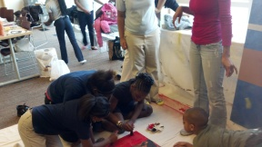 Art Workshops w/children (Buckeye/Shaker)