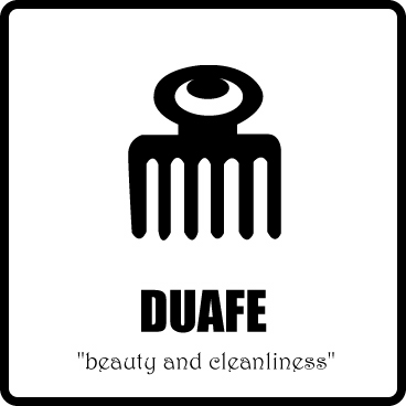 Duafe Symbol