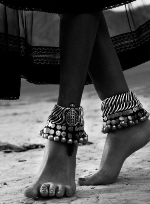 Afrikan Gypsy Woman 3